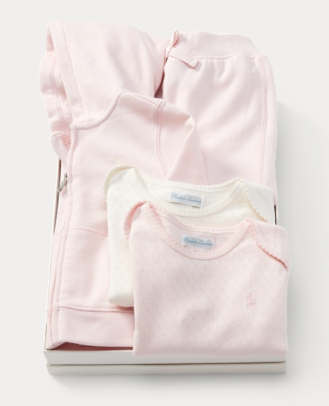 Hoodie, Pant & Bodysuit Set