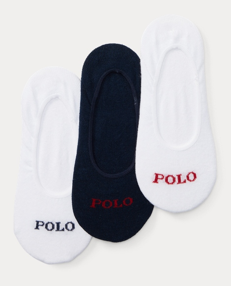 Polo Liner Sock 3-Pack