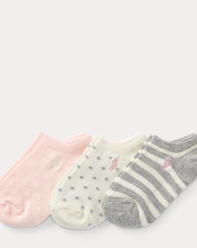 Dots & Stripes Sock 3-Pack