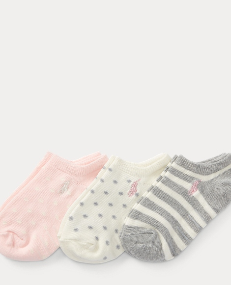 Dots & Stripes Sock 3-Pack