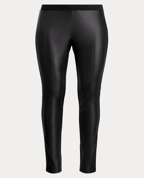 Paneled Ponte Legging