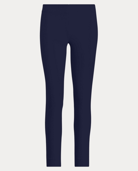 Stretch Cotton Skinny Pant