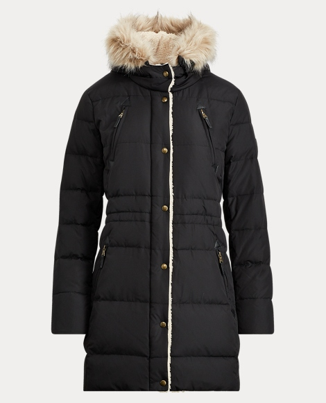 Quilted Down Parka