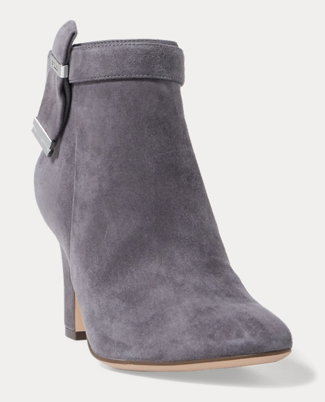 Brin Suede Ankle Boot