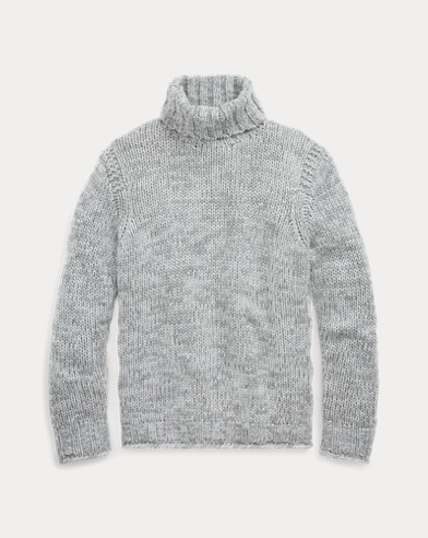 Lambswool-Cashmere Turtleneck