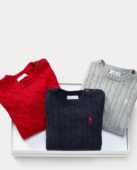 Sweater 3-Piece Gift Set