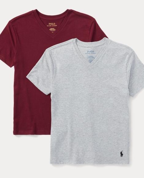 V-Neck T-Shirt 2-Pack