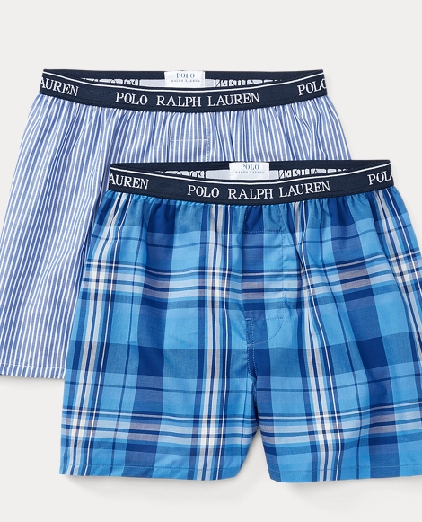 Woven Boxers 2-Pack