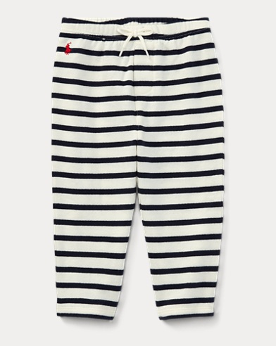 Striped Atlantic Terry Pant