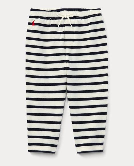 Striped Atlantic Terry Pant