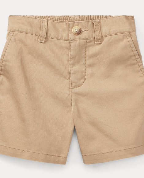 Cotton Bedford Corduroy Short