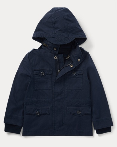 3-in-1 Military Jacket