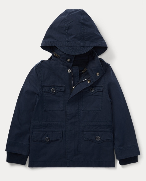 Boys' Jackets, Coats, & Vests Sizes 2-20 | Ralph Lauren