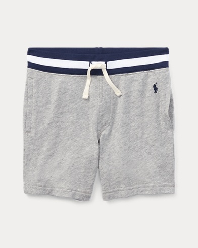 Cotton Spa Terry Pull-On Short