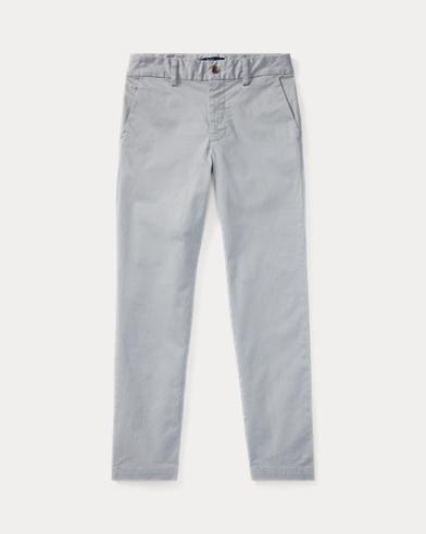 Stretch Cotton Skinny Chino