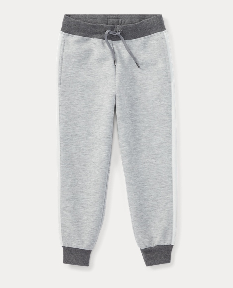 Double-Knit Pull-On Pant