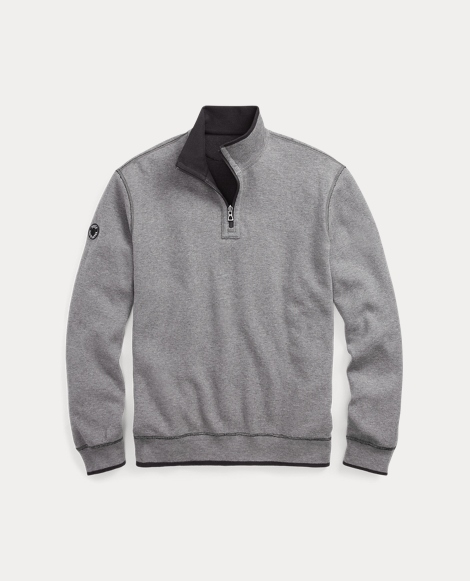 Reversible Estate-Rib Pullover