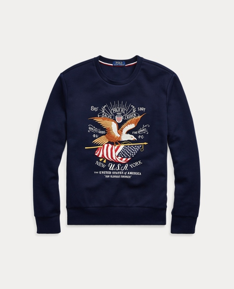 Cotton-Blend Sweatshirt