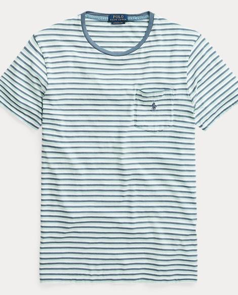 Custom Slim Weathered T-Shirt