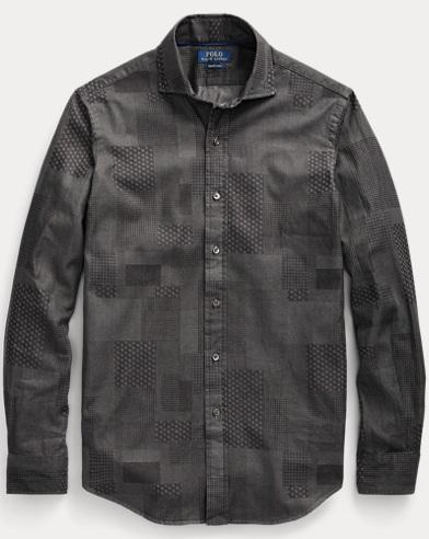 Classic Fit Cotton Twill Shirt