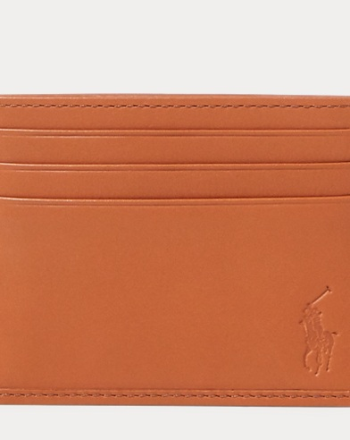 Leather Card Case. Take 30% off. Polo Ralph Lauren