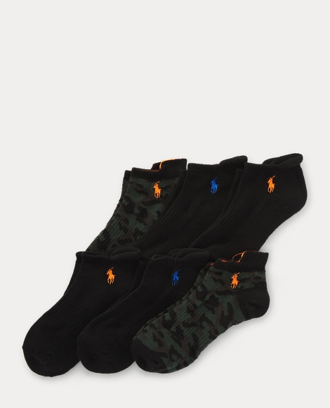 Patterned Trouser Sock 3-Pack