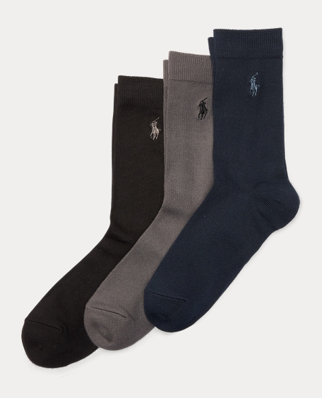 Supersoft Flat Sock 3-Pack