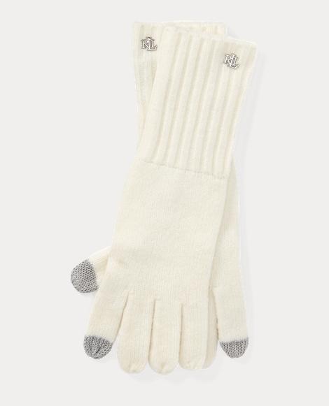 LRL Monogram Gloves