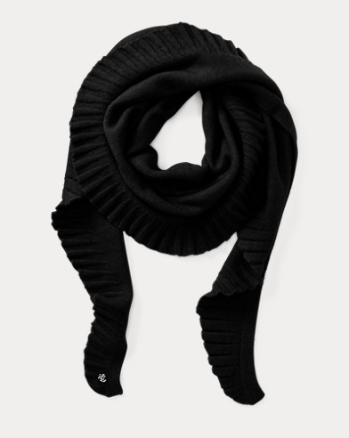 Shirred Scarf