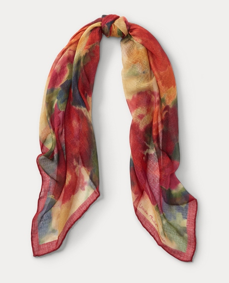 Penelope Floral Scarf