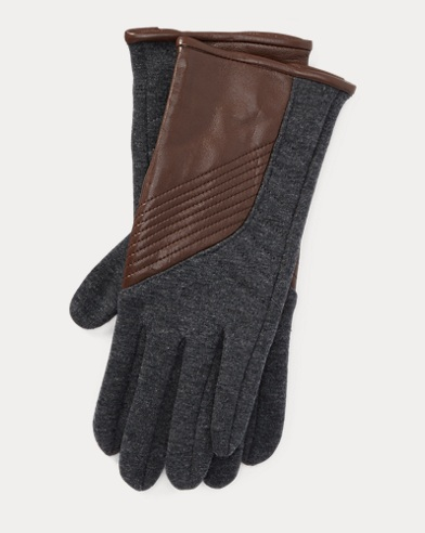 Sheepskin Tech Gloves