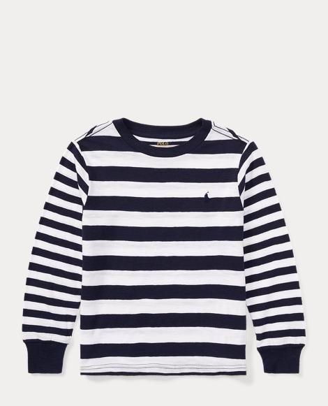 Long Sleeve Crewneck T-Shirt