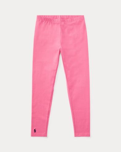 Stretch Cotton Jersey Legging