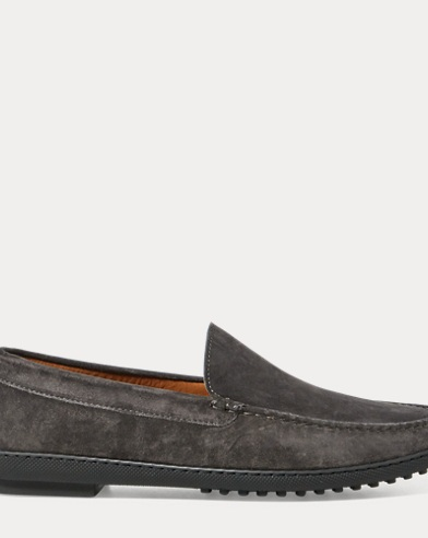 Ronan Suede Driving Loafer