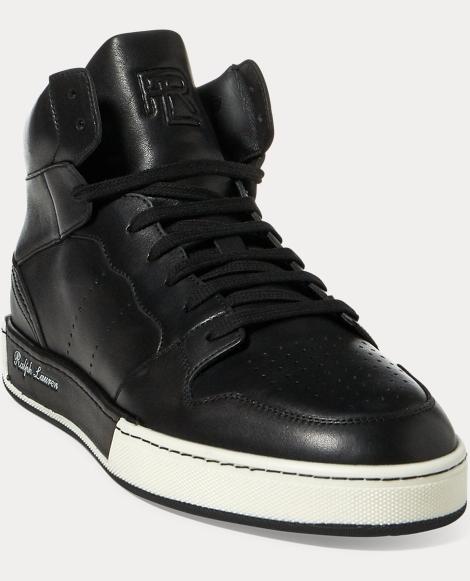 Giancarlo Calfskin Sneaker
