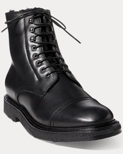 Trystan Vachetta Leather Boot