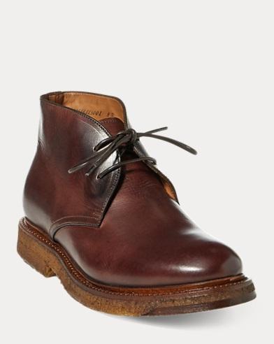 Tyree Vachetta Chukka Boot