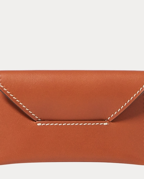 Calfskin Envelope Card Case