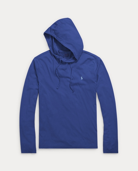 Weathered Cotton Hoodie