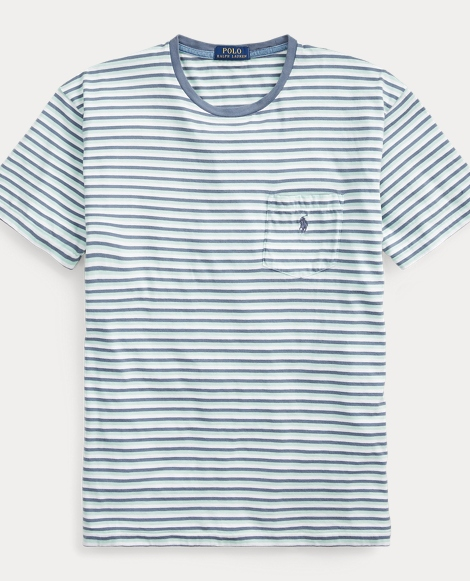 Classic Fit Weathered T-Shirt