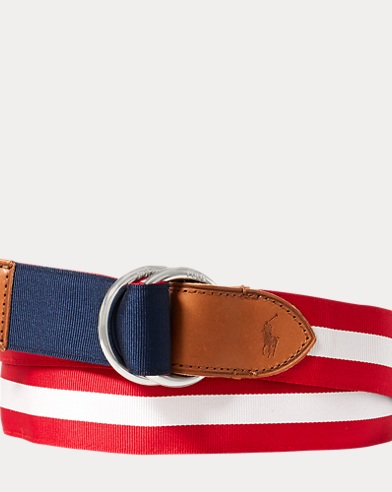 Patriotic Reversible Belt