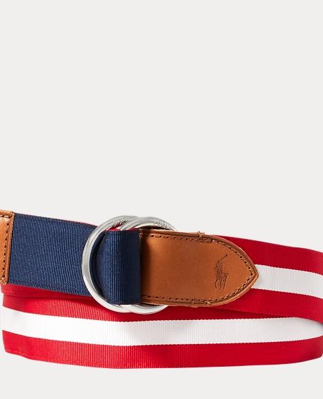 Patriotic Reversible Belt