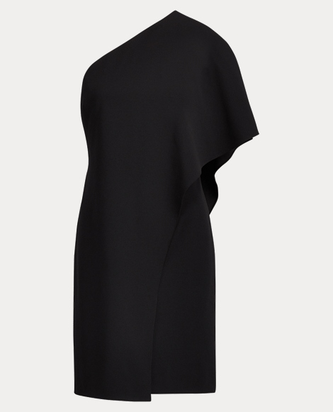 Jersey One-Shoulder Dress