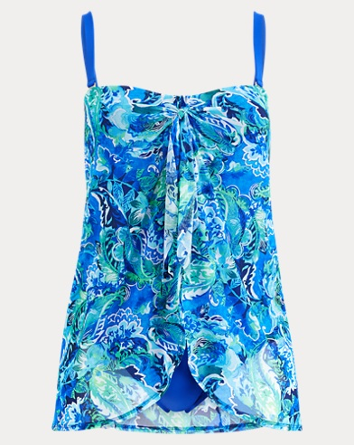 Paisley One-Piece Swimsuit