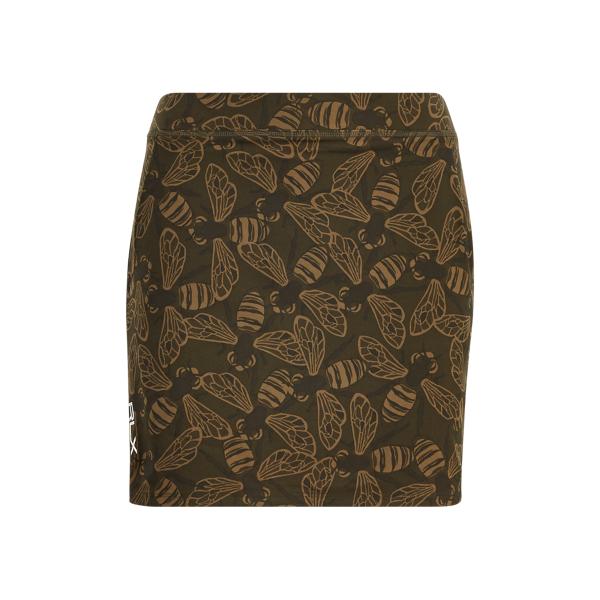Ralph Lauren Camo-Print Jersey Skort Bee Camo Print Xs