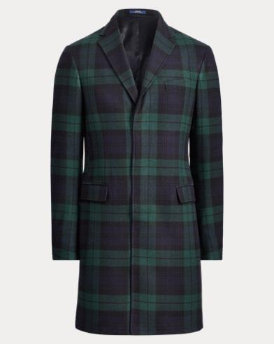 Morgan Tartan Paddock Coat