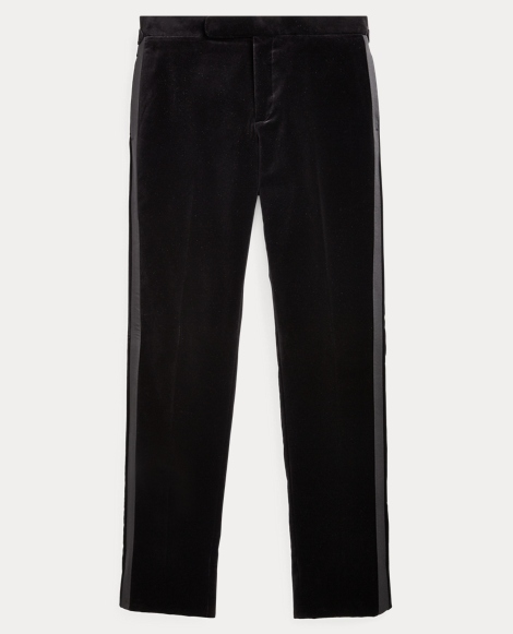 Polo Velvet Tuxedo Trouser