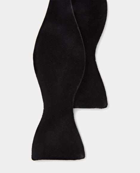 Cotton Velvet Bow Tie