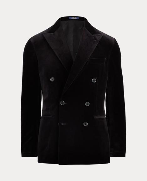 Morgan Velvet Tuxedo Jacket