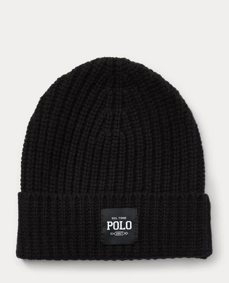 Ribbed Merino Wool Hat